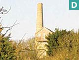Restored Engine House at Wheal Rose